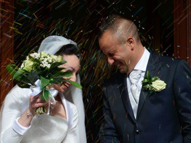 Il matrimonio di Andrea e Federica a Copparo, Ferrara 12