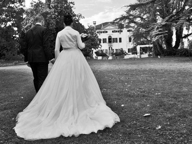 Il matrimonio di Andrea e Federica a Copparo, Ferrara 14