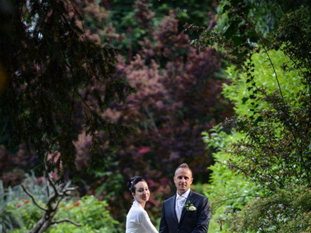Il matrimonio di Andrea e Federica a Copparo, Ferrara 17