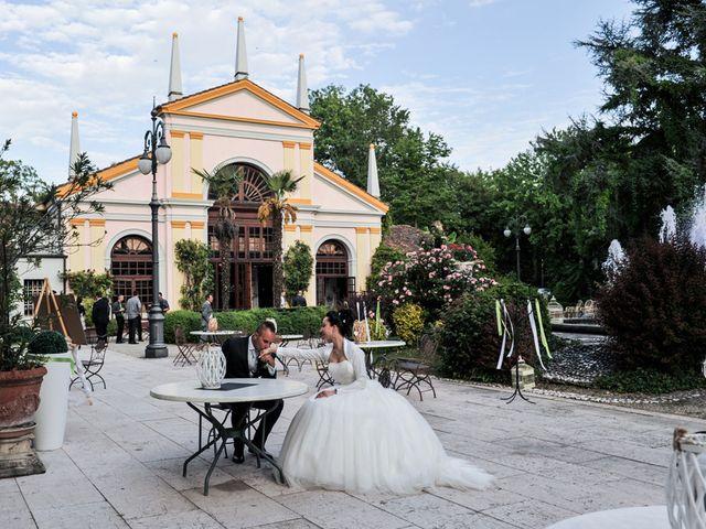 Il matrimonio di Andrea e Federica a Copparo, Ferrara 21