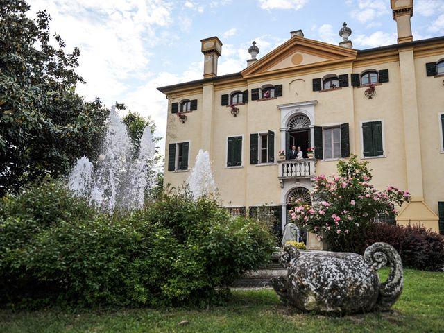 Il matrimonio di Andrea e Federica a Copparo, Ferrara 24
