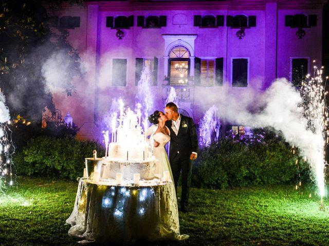 Il matrimonio di Andrea e Federica a Copparo, Ferrara 34
