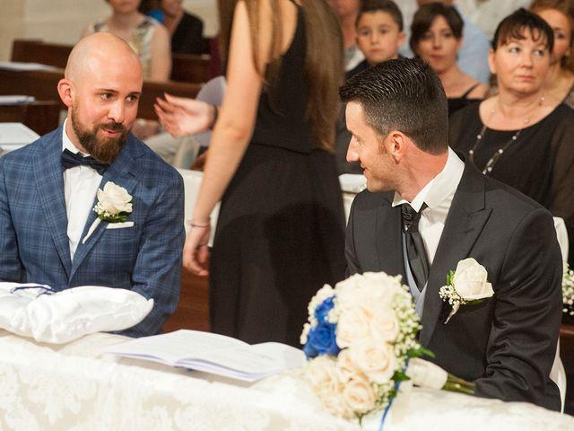 Il matrimonio di Luca e Valentina a Costabissara, Vicenza 7