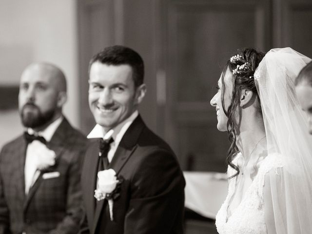 Il matrimonio di Luca e Valentina a Costabissara, Vicenza 8