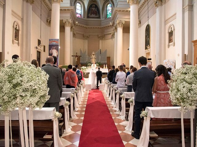 Il matrimonio di Luca e Valentina a Costabissara, Vicenza 9