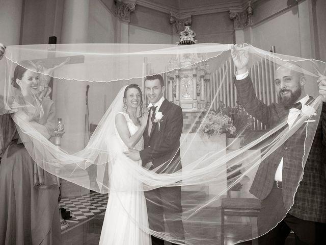 Il matrimonio di Luca e Valentina a Costabissara, Vicenza 16