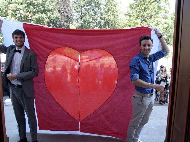 Il matrimonio di Luca e Valentina a Costabissara, Vicenza 18