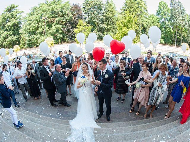 Il matrimonio di Luca e Valentina a Costabissara, Vicenza 19