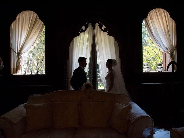 Il matrimonio di Luca e Valentina a Costabissara, Vicenza 23