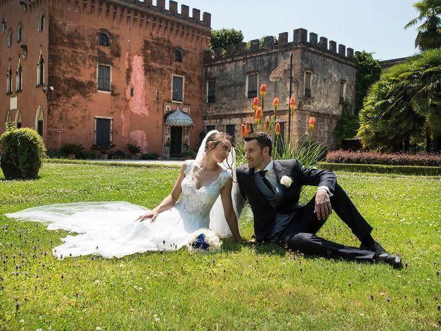 Il matrimonio di Luca e Valentina a Costabissara, Vicenza 25