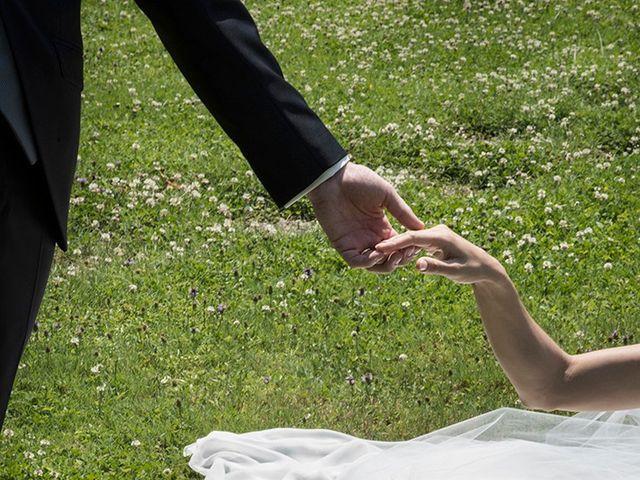Il matrimonio di Luca e Valentina a Costabissara, Vicenza 26