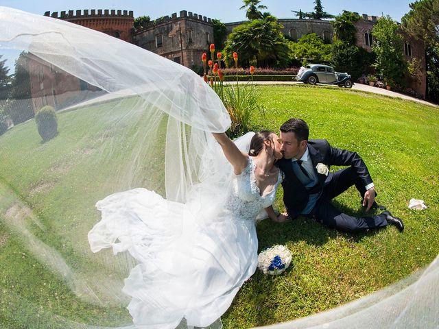 Il matrimonio di Luca e Valentina a Costabissara, Vicenza 27
