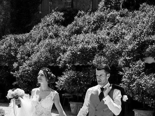 Il matrimonio di Luca e Valentina a Costabissara, Vicenza 28