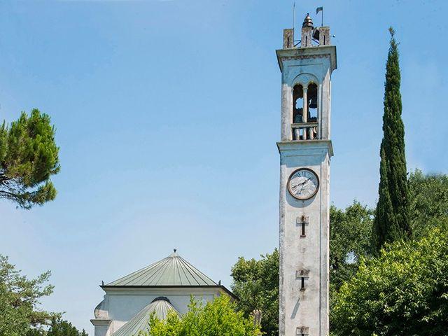Il matrimonio di Luca e Valentina a Costabissara, Vicenza 29