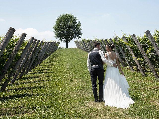 Il matrimonio di Luca e Valentina a Costabissara, Vicenza 30