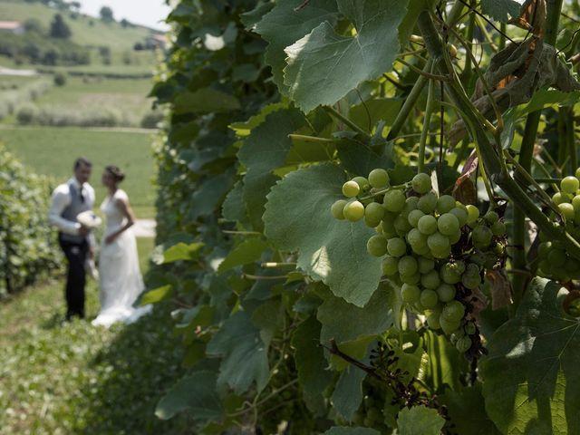 Il matrimonio di Luca e Valentina a Costabissara, Vicenza 31