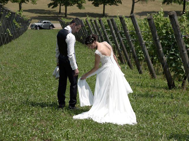 Il matrimonio di Luca e Valentina a Costabissara, Vicenza 32
