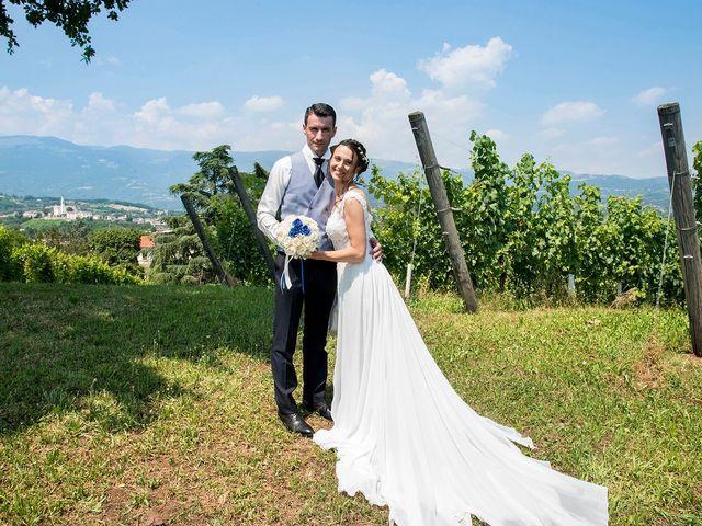 Il matrimonio di Luca e Valentina a Costabissara, Vicenza 33