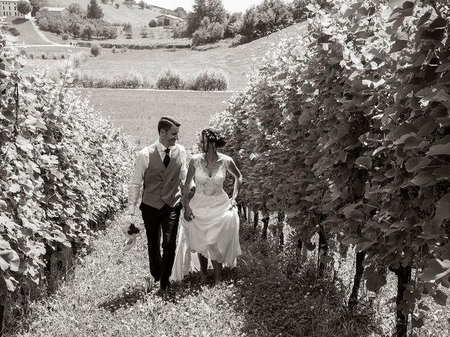 Il matrimonio di Luca e Valentina a Costabissara, Vicenza 34