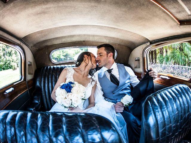 Il matrimonio di Luca e Valentina a Costabissara, Vicenza 36