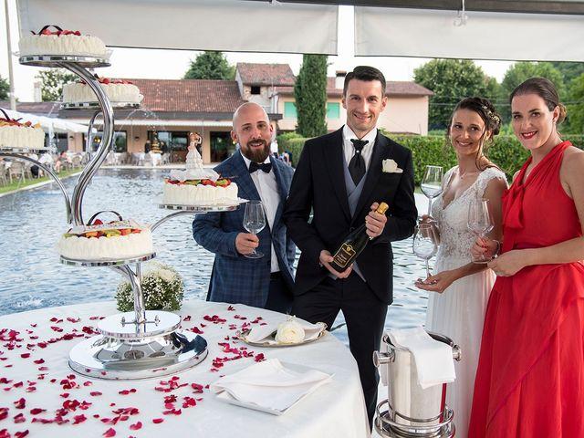 Il matrimonio di Luca e Valentina a Costabissara, Vicenza 45