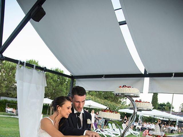 Il matrimonio di Luca e Valentina a Costabissara, Vicenza 46