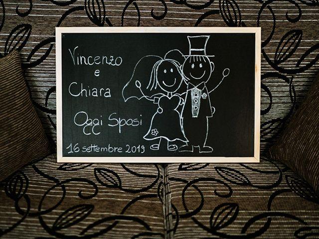 Il matrimonio di Vincenzo e Chiara a Foggia, Foggia 1