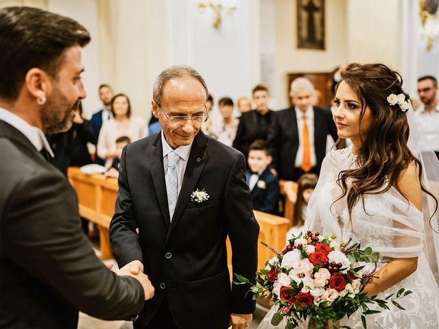 Il matrimonio di Vincenzo e Chiara a Foggia, Foggia 17