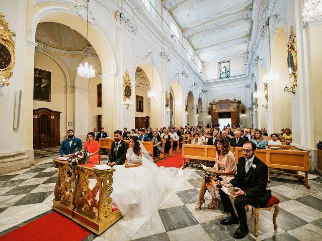 Il matrimonio di Vincenzo e Chiara a Foggia, Foggia 18