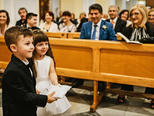 Il matrimonio di Vincenzo e Chiara a Foggia, Foggia 19