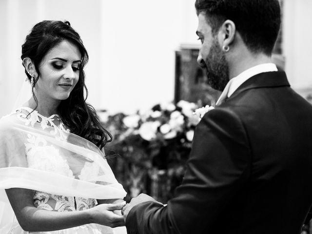 Il matrimonio di Vincenzo e Chiara a Foggia, Foggia 20
