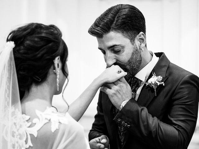 Il matrimonio di Vincenzo e Chiara a Foggia, Foggia 21