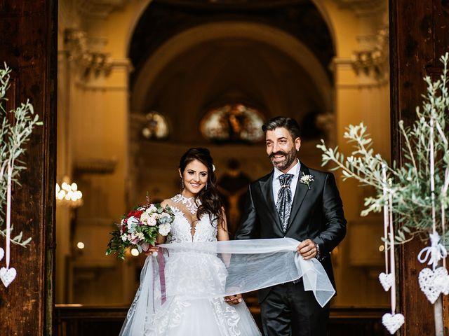 Il matrimonio di Vincenzo e Chiara a Foggia, Foggia 22