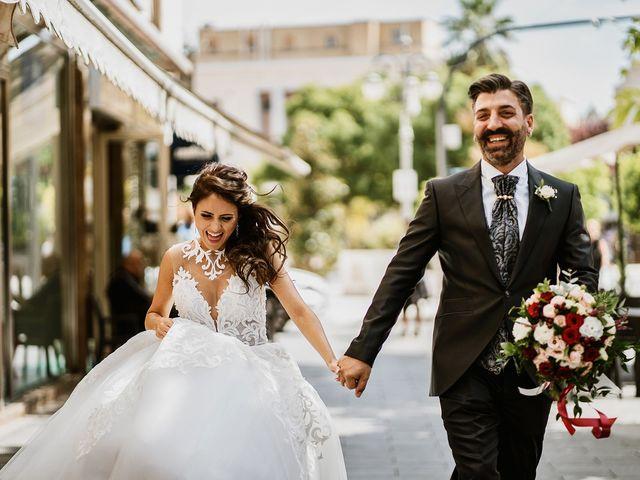 Il matrimonio di Vincenzo e Chiara a Foggia, Foggia 24