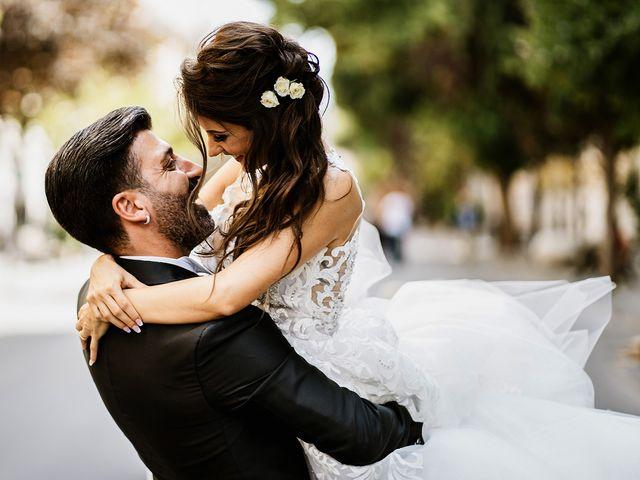 Il matrimonio di Vincenzo e Chiara a Foggia, Foggia 25