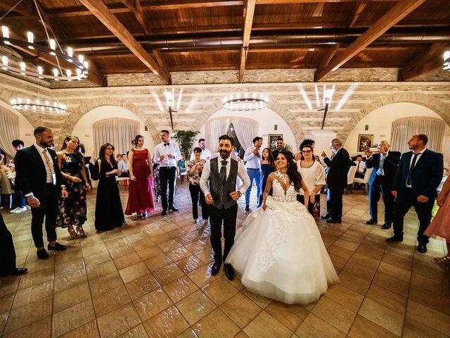 Il matrimonio di Vincenzo e Chiara a Foggia, Foggia 32