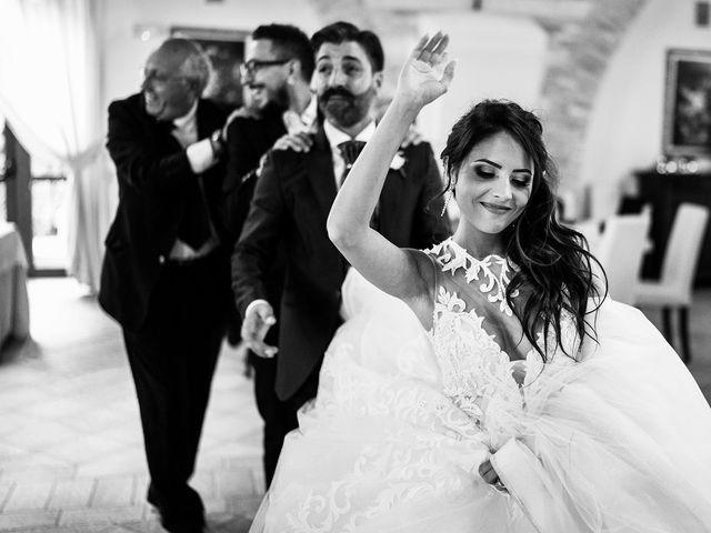 Il matrimonio di Vincenzo e Chiara a Foggia, Foggia 34