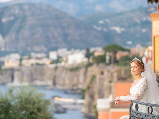 Il matrimonio di Biagio e Veronica a Sorrento, Napoli 2