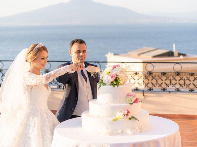 Il matrimonio di Biagio e Veronica a Sorrento, Napoli 26
