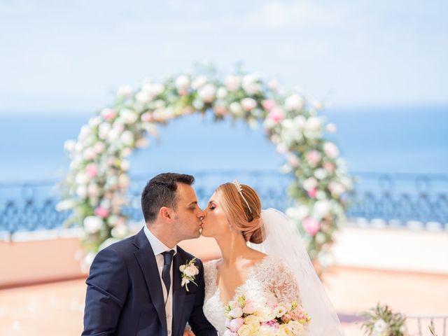Il matrimonio di Biagio e Veronica a Sorrento, Napoli 32