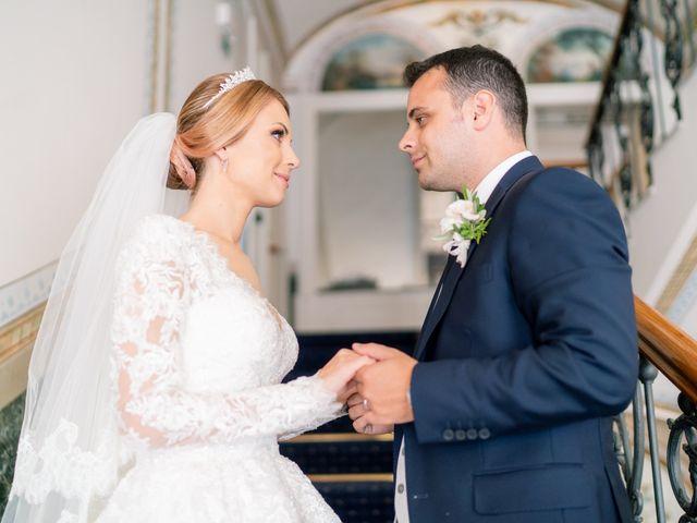 Il matrimonio di Biagio e Veronica a Sorrento, Napoli 39