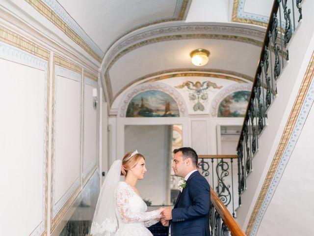 Il matrimonio di Biagio e Veronica a Sorrento, Napoli 40