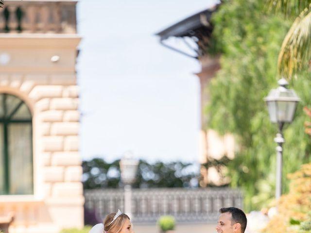 Il matrimonio di Biagio e Veronica a Sorrento, Napoli 41