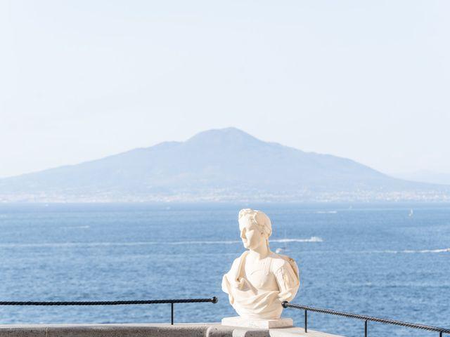 Il matrimonio di Biagio e Veronica a Sorrento, Napoli 14