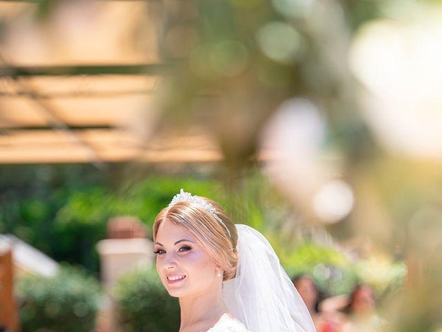 Il matrimonio di Biagio e Veronica a Sorrento, Napoli 16