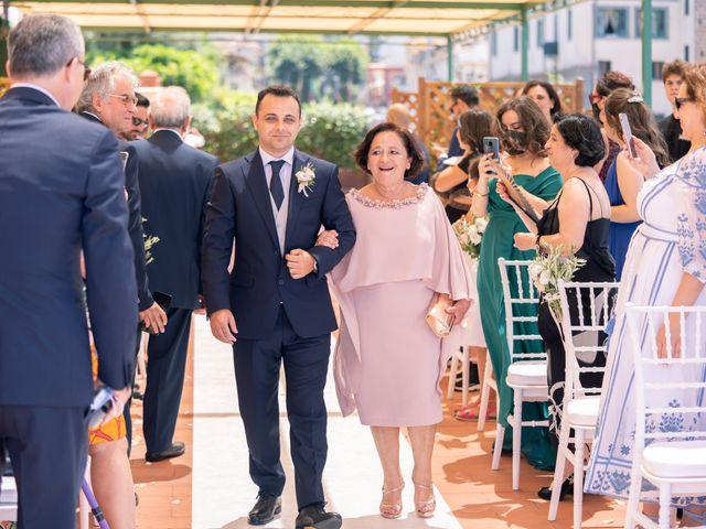 Il matrimonio di Biagio e Veronica a Sorrento, Napoli 19