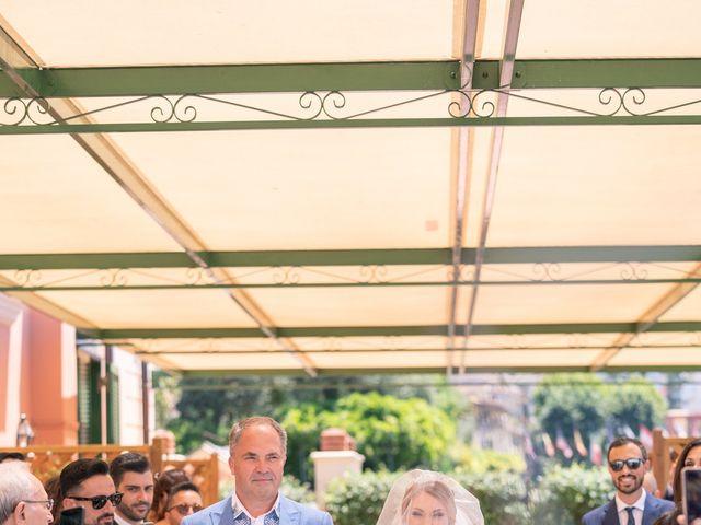 Il matrimonio di Biagio e Veronica a Sorrento, Napoli 21