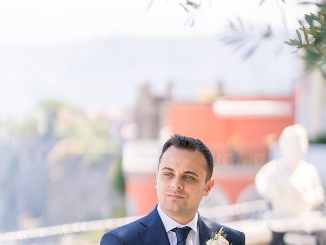 Il matrimonio di Biagio e Veronica a Sorrento, Napoli 22