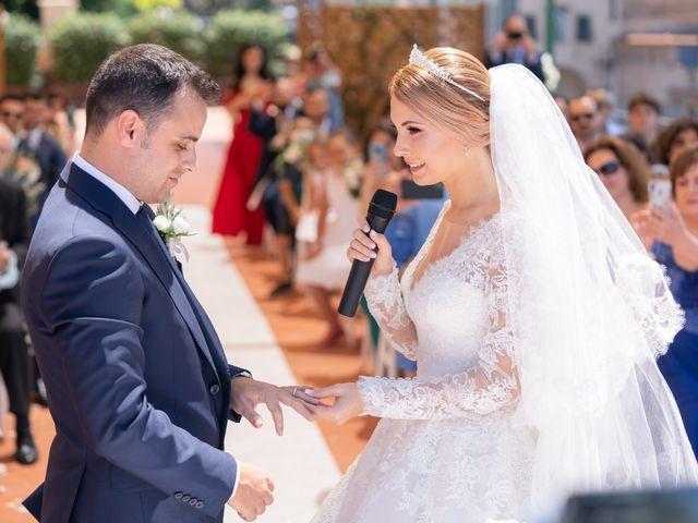 Il matrimonio di Biagio e Veronica a Sorrento, Napoli 23