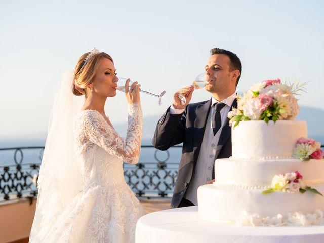 Il matrimonio di Biagio e Veronica a Sorrento, Napoli 43